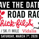 Chick-fil-A Road Race Vidalia