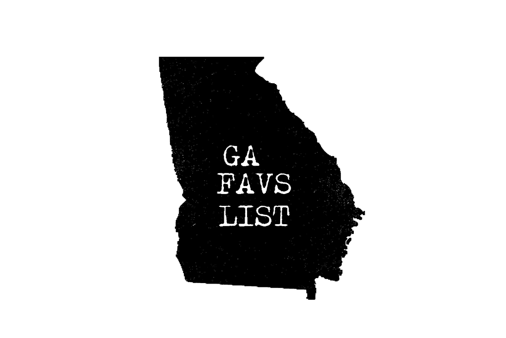 Georgia Favorites List 2019
